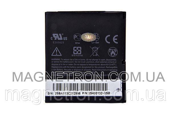 Аккумуляторная батарея BB99100 Li-ion для мобильных телефонов HTC 1400mAh, фото 2