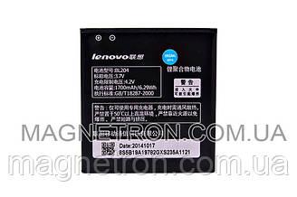 Аккумуляторная батарея BL204 Li-ion для мобильных телефонов Lenovo 1700mAh
