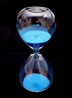 """9290099 Песочные часы """"Колба"""" Синий песок"""