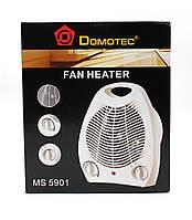 Обогреватель тепловентилятор дуйка Domotec MS-5901 2000 W