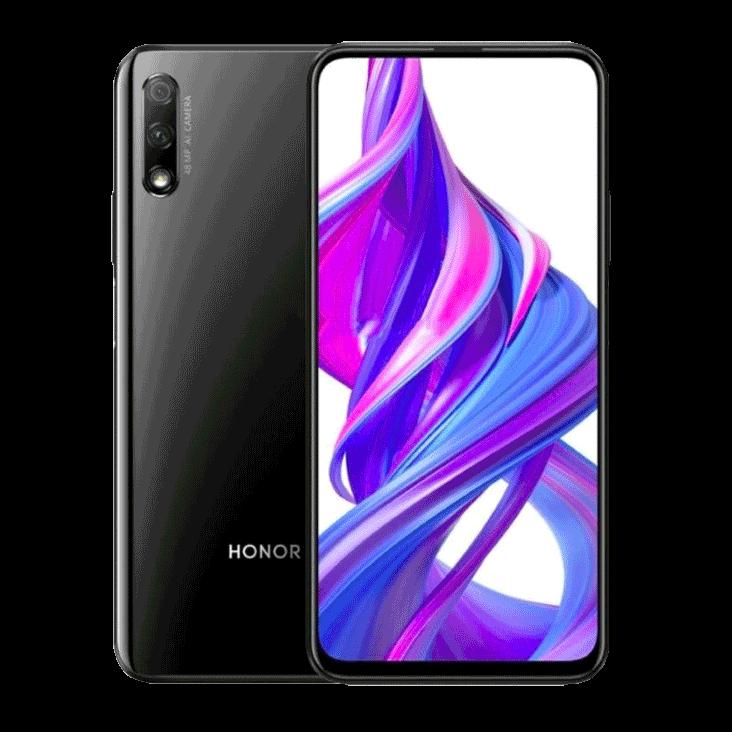 Смартфон Huawei Honor 9x 4/64gb Black Huawei HiSilicon KIRIN 810 4000 мАч
