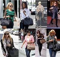 Сумки звезд: какие сумки выбирают знаменитости