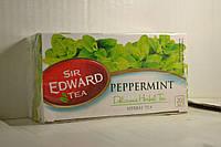 Чай пакетированный Sir Edward Tea Мята 20 пакетиков