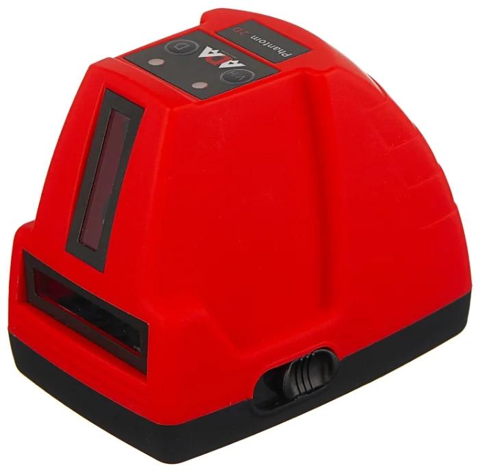 Лазерный нивелир ADA Phantom 2D (А00216)