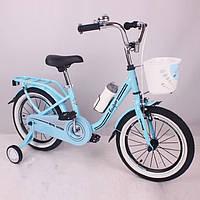 Велосипед Royal Voyage Casper 16 дюймов голубой