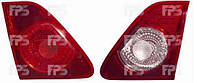 Фонарь задний для Toyota Corolla '07-09 правый (DEPO) врунтренний