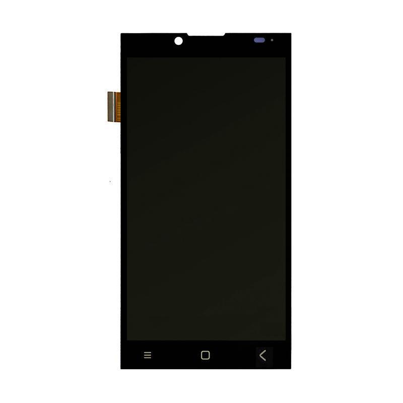 Дисплей Prestigio MultiPhone Grace Q5, 5506 с черным сенсором