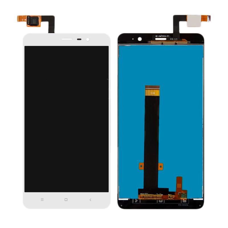 Дисплей Xiaomi Redmi Note 3, 3 Pro, 3 Pro Prime с белым сенсором (146mm)