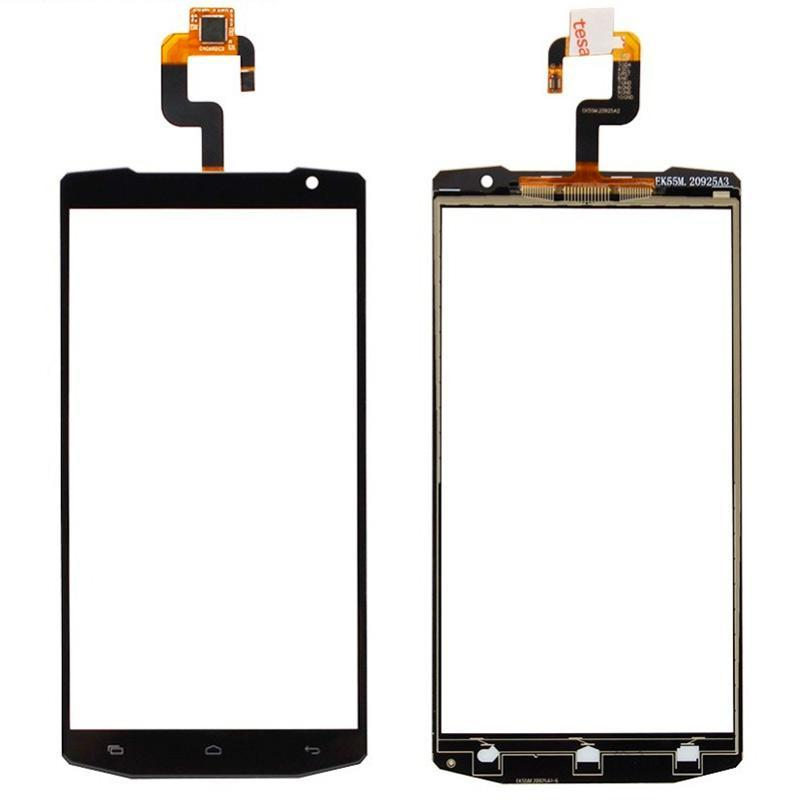 Сенсор (touchscreen) Oukitel K10000 черный