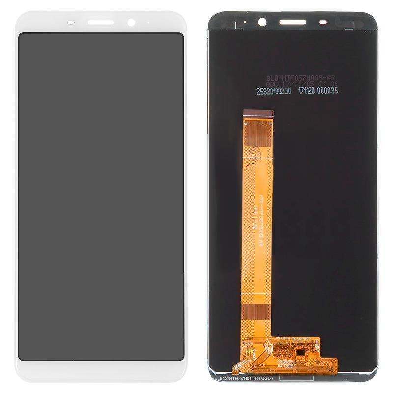 Дисплейный модуль (LCD + touch) Meizu M6s белый original