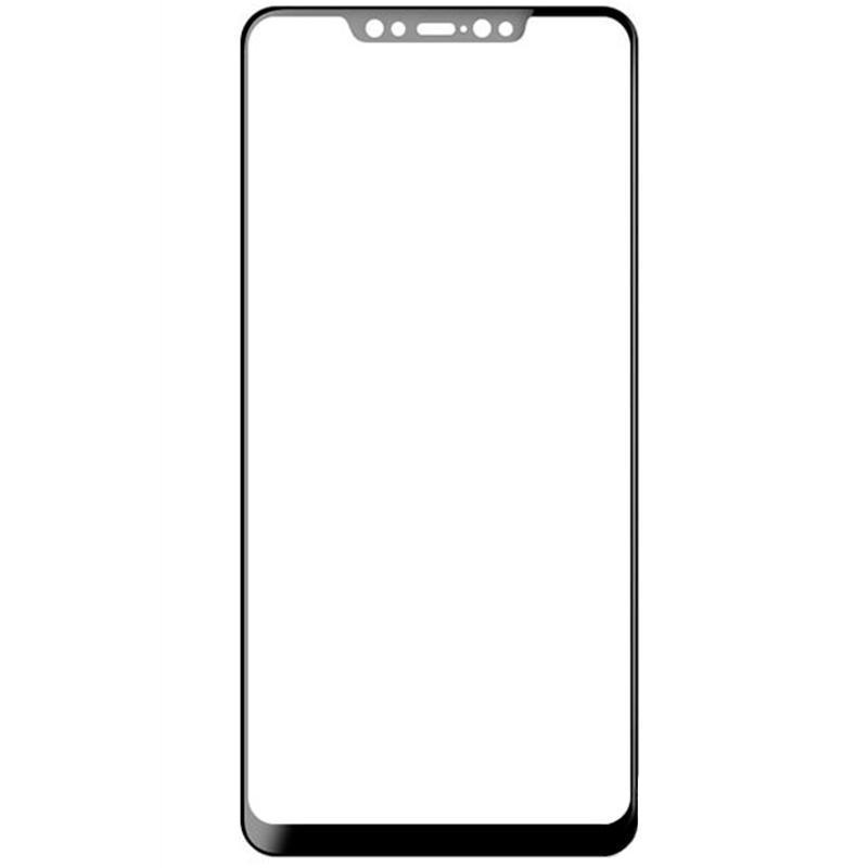 Стекло Xiaomi Mi8 Black