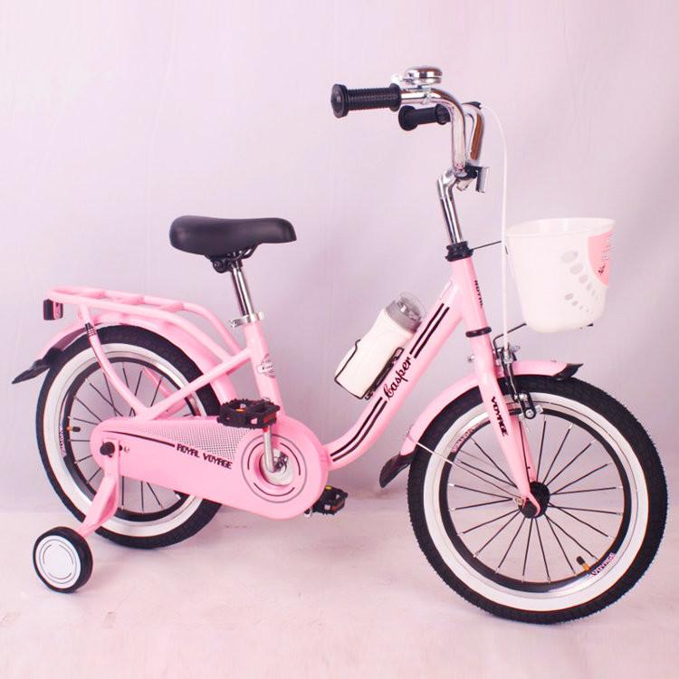 Велосипед Royal Voyage Casper 16 дюймов розовый