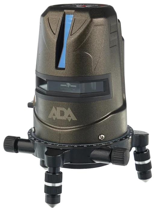 Лазерный нивелир ADA 2D Basic Level (A00239)