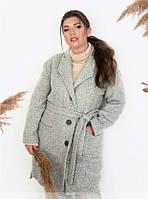 Пальто женское теплое, фото 1