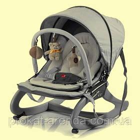 Шезлонги кресло качалка детское для новорожденных- большой выбор у нас в прокате.