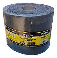 """Шкурка шлифовальная """"Werk"""" на тканевой основе 200 мм. х 50 метров K80"""