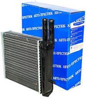 Радиатор отопителя (печки) ВАЗ 2110, 2111, 2112 алюминиевый, с турбулизаторами (Авто Престиж)