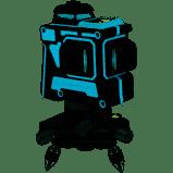KRAISSMANN Лазерный уровень 12.3D-LL 25