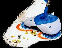 Механический веник для уборки SPIN BROOM