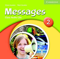 Messages 2 Class Audio CDs (2)
