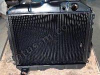 Радиатор охлаждения Волга 24, 31029, 2 рядный, медный (Иран)
