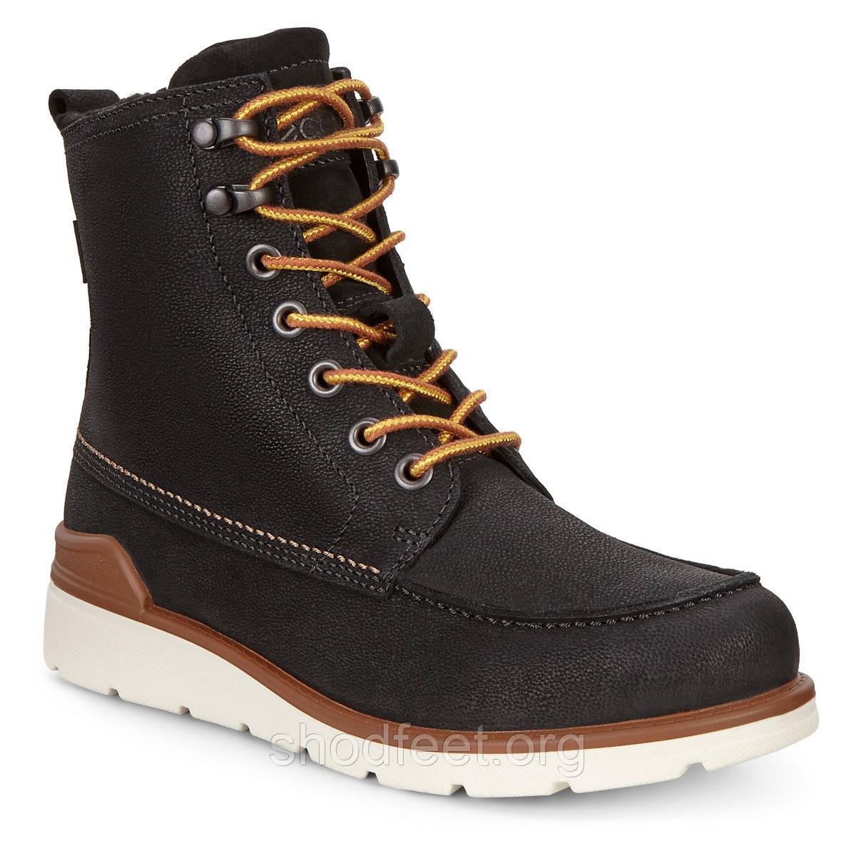 Подростковые ботинки ECCO JAYDEN GORE-TEX 728523-01001