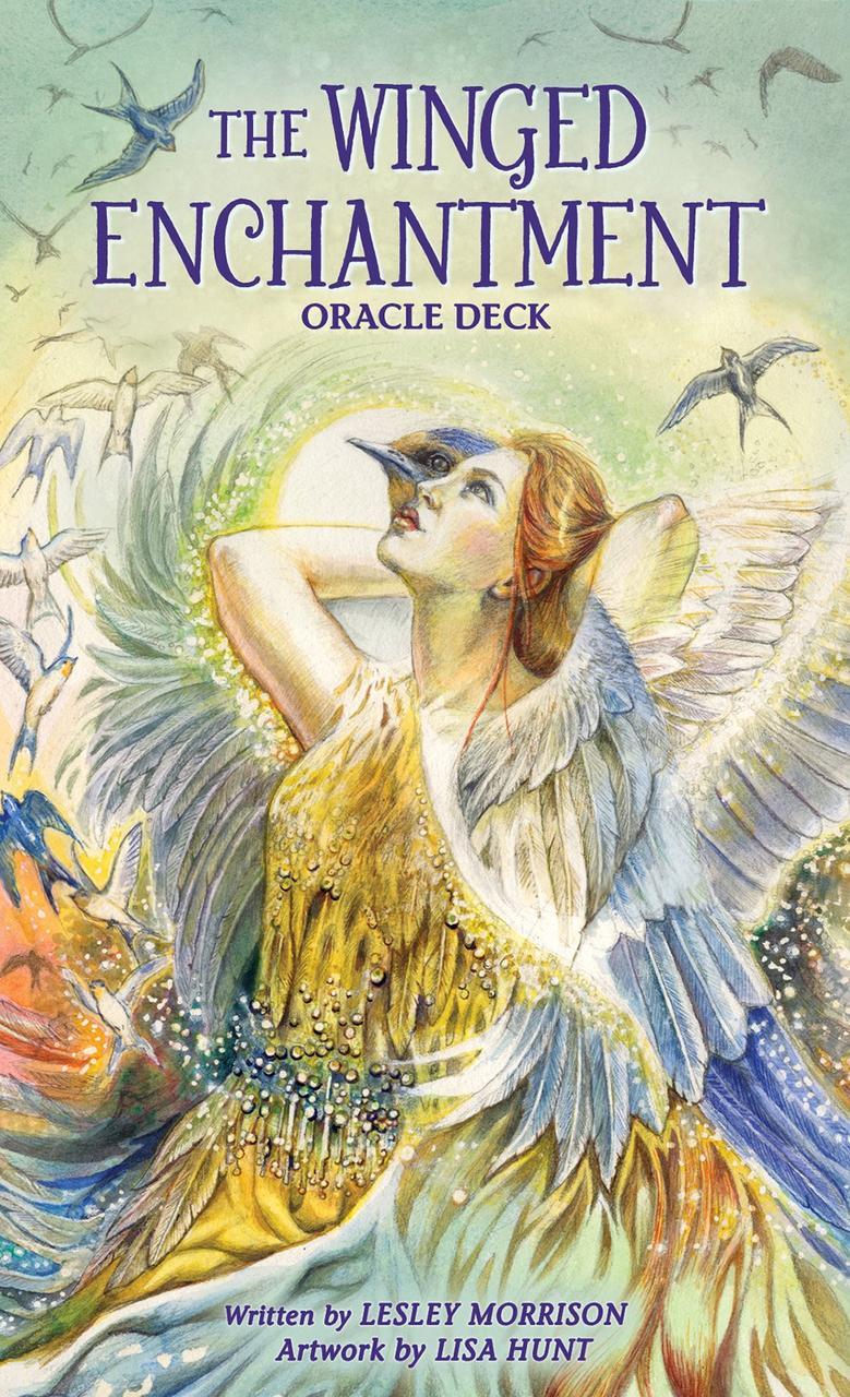 The Winged Enchantment Oracle/ Оракул Крылатые Чары