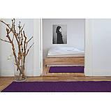 Фиолетовый ковер из войлочных шариков купить в Днепропетровске, фото 2
