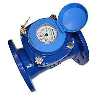 Счётчик воды турбинный WPK-UA 200 R100 для холодной воды