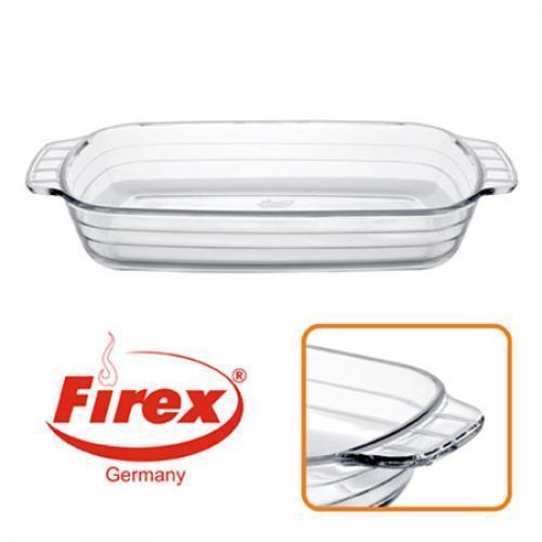 Противень термостекло Firex 1 л