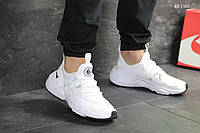 Мужские кроссовки в стиле Nike Air Huarache E.D.G.E, текстиль, пена, белые 41 (26 см)
