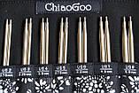 """Набір сталевих знімних спиць ChiaoGoo """"Small"""" 13 см, фото 7"""