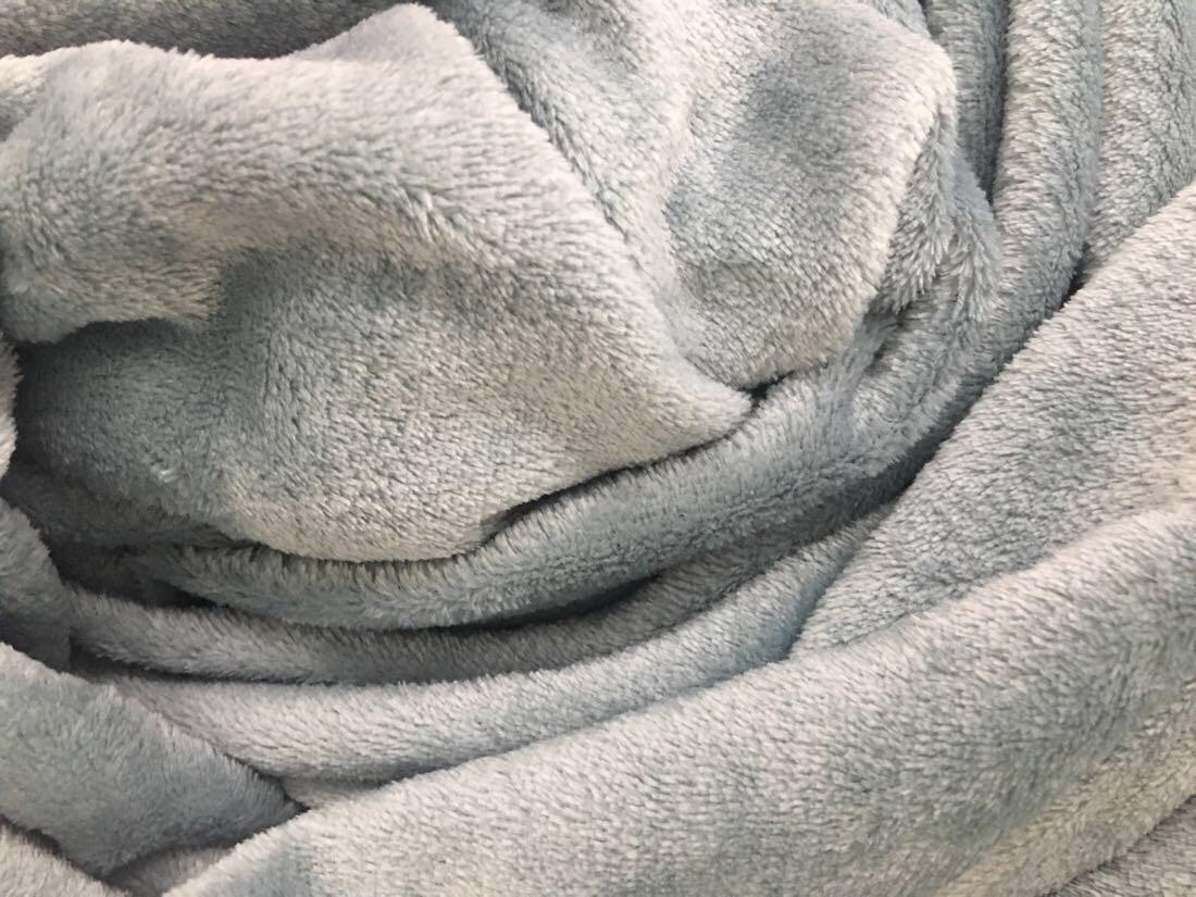Плед 190*120, серебро