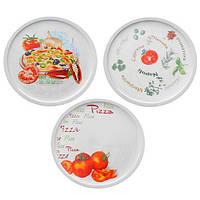 Набор тарелок для пиццы и блинов 5пр/уп