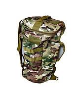 Рюкзак военный тактический штурмовой Спартак Molle Assault N02215 Camo Камуфляж (007414)