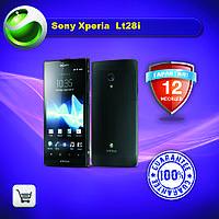 Оригинальный смартфон Sony Xperia  LT28i black