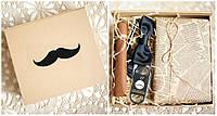 Подарочный набор мужчине Mustache,подарок парню
