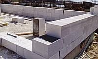 Газоблок - газобетон кладка, Кладка стен из газобетонных блоков