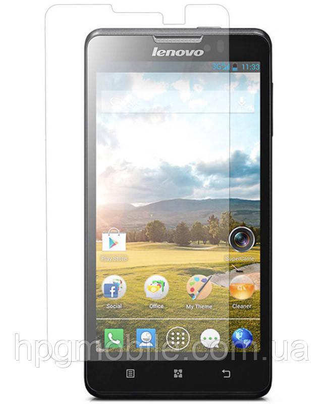 Защитное стекло для Lenovo P780 - 2.5D, 9H, 0.26 мм
