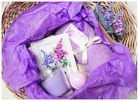 Подарочный набор Сирень,подарок маме, интернет-магазин подарков