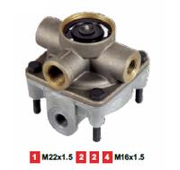 Клапан ускорительный 973 001 020 0 IVECO, MAN, MB, фото 1