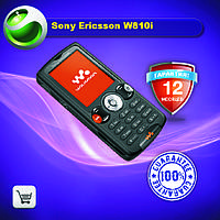 Оригинальный сотовый Sony Ericsson W810i