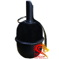 Граната РГД-5, класс петарды: Корсар 4, время задержки: 3,5-4,2 секунды, наполнитель: кукуруза
