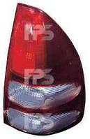 Фонарь задний для Toyota Prado 120 '03-09 левый (DEPO) на крыле