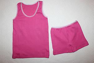 Комплект нижнего белья 2-3,4-5,6-7,8-9,10-11 лет