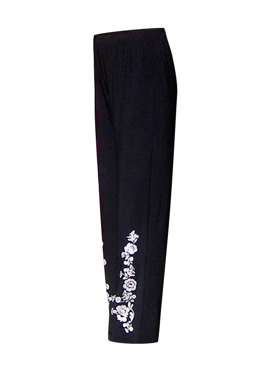 Женские брюки с высокой талией доставка