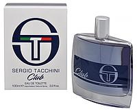 Мужская туалетная вода Sergio Tacchini Club 100 ml (Серджио Тачини Клаб)
