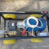Апарат високого тиску Alliance 21/25 ( мобільний ) , 250бар 1260 ч. л., фото 3