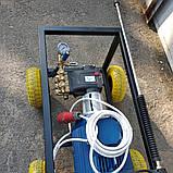 Апарат високого тиску Alliance 21/25 ( мобільний ) , 250бар 1260 ч. л., фото 2