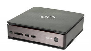 Мини-компьютер Fujitsu Esprimo Q510 Intel i3-4130T 2.9GHz DDR3 4Gb / 320Gb / Windows Pro